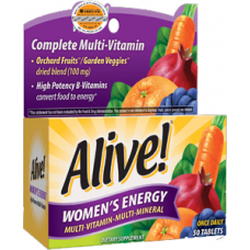 ALIVE WOMEN'S ENERGY
