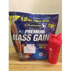 Premium Mass Gainer 12Lbs + Tặng bình lắc