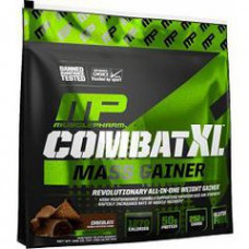 MUSCLEPHARM COMBAT XL MASS GAINER POWDER, 12 LBS (5,4KG)