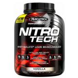 NITRO TECH- Whey Isolate 4 Lbs (1,8kg) + Tặng bình hoặc áo hãng