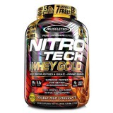 Nitro-Tech 100% Whey Gold 5.53lbs( 2,51kg)