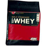 Whey 100% gold standard 10lbs+Quà