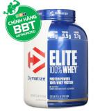 Elite Whey Protein 5 Lbs (2,268kg)
